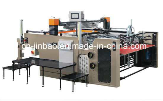Automatic Stop Cylinder Rotary Silk Screen Printing Machine (1020X720mm)