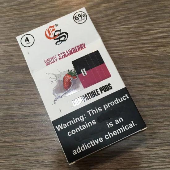 New Factory Price Compatible Pod 817 Flavors Eonsmoke Eon Cartridge Pod