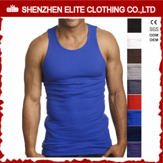 f6dfef940aa922 Bodybuilding Blank Gym Mens Stringer Singlet Wholesale (ELTMBJ-312)  pictures   photos