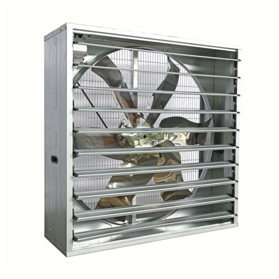 Centrifugal Shutter Industrial Ventilation Exhaust Fan for Poultry Farm