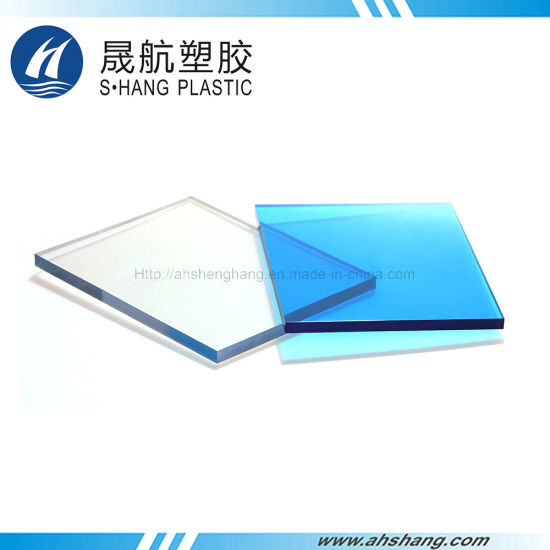 UV Coated Polycarbonate Plastic Board with High Impact Strength pictures & photos