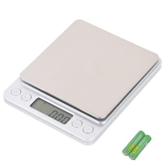3000g/0.1g Portable Mini Electronic Digital Pocket Jewelry Weight Balance Scale