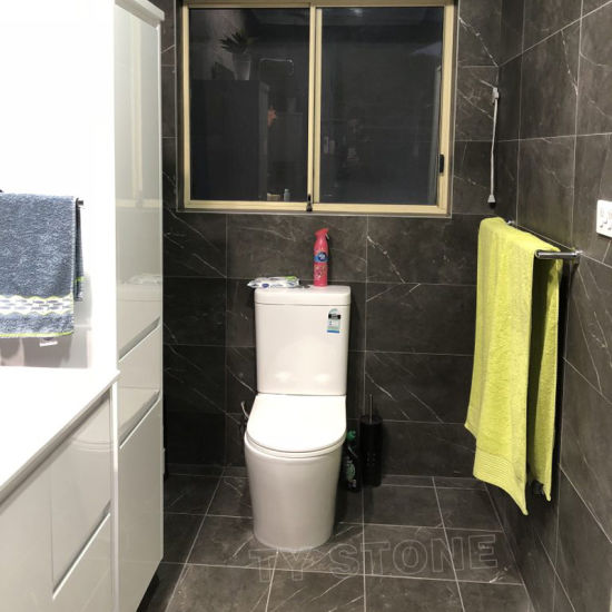 Pleasing Natural Grey Stone Pietra Grey Marble Tile For Bathroom Creativecarmelina Interior Chair Design Creativecarmelinacom