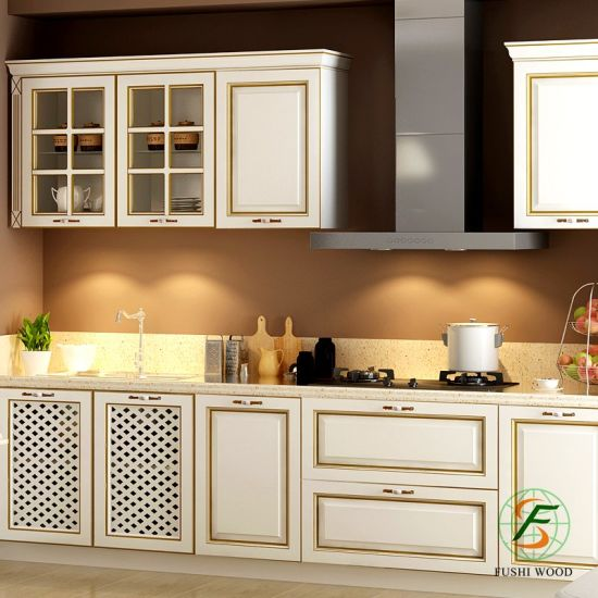 China Mdf Board Chipboard Hdf Material Kitchen Cabinets Base