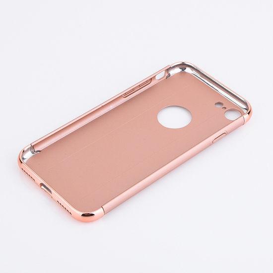 Electroplate Frame Cellphone Case Matte