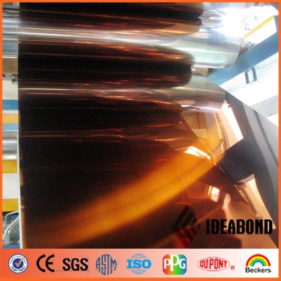 Ideabond Color Coated Aluminum Coil for Wall Decoration (AE-31A) pictures & photos