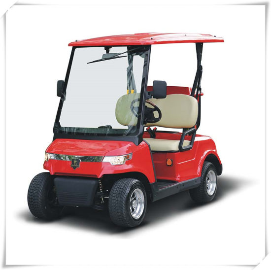 2-Seater on-Road Low-Speed Vehicle New Model with EEC (DG-LSV2-2)