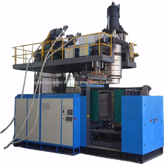 Extruder Plastic Water Tank Injection Blow Molding Machine Price pictures & photos