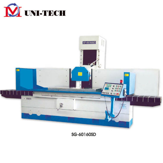 PLC CNC Column Moving Surface Grinding Grinder Machine Price