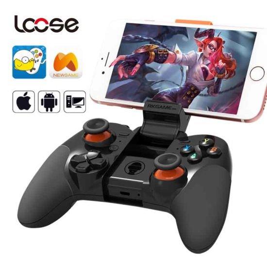 Factory Price Bluetooth Gamepad Ipega Controller for iPad Mini/Ios/ Android Smartphone/Tablet PC pictures & photos