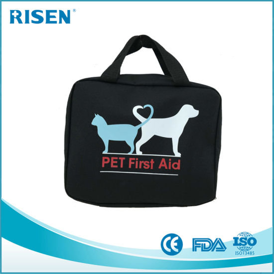Mini and Portable Dog Cat First Aid Kit for Pet pictures & photos