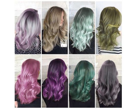 Low Ammonia Fashion Trend Intensive Hair Care Hair Color pictures & photos