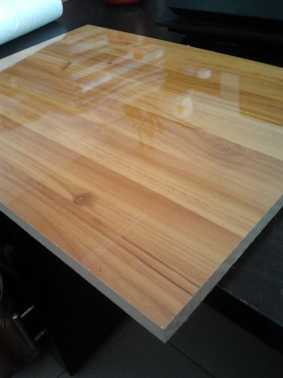 3mm-18mm Melamine MDF Board for Building Materials and Furniture