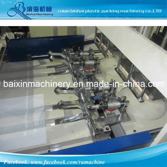 Automatic High Speed Shopping Bag Making Machine pictures & photos