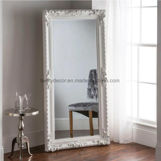 Wall Baroque Wooden Mirror Frame