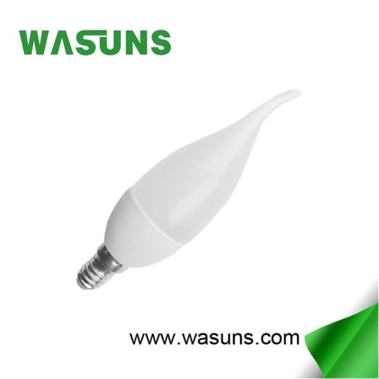 LED 3W 5W 7W E14 E27 2700K Warm White Ce&RoHS Nom LED Tail Bulbs