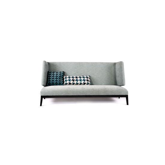 Sofa Simple Design Linen Fabric