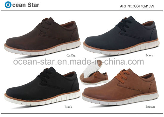 Leisure Leather Shoes Casual Shoes