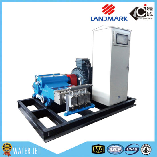 Water Jet Propulsion Pump Washer for Descaling