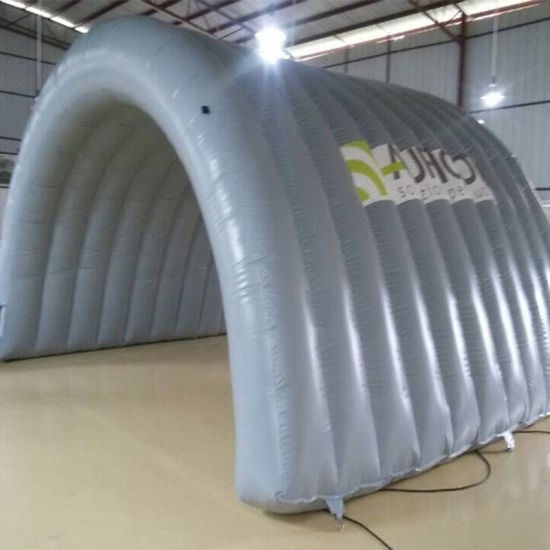 Tarpaulin Inflatable Tent for Exhibition