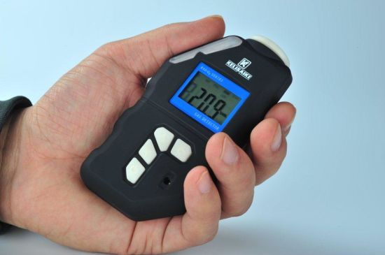 Breathing Safety Hypoxia Prevention 0-30%Vol Portable O2 Gas Detector pictures & photos