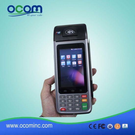 P8000 Handheld Android POS Terminal pictures & photos