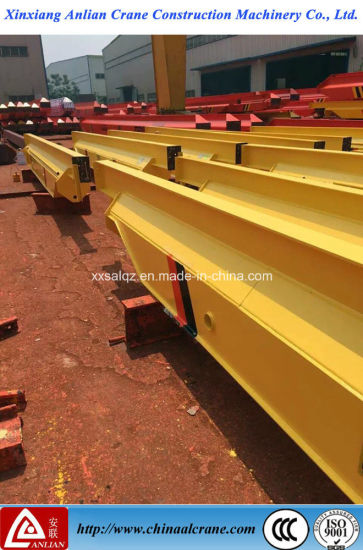 5t Single Girder Overhead Hoist Crane pictures & photos