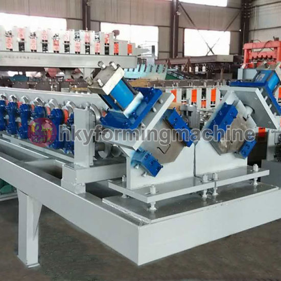 Column Station Profile Steel Roll Forming Machine pictures & photos