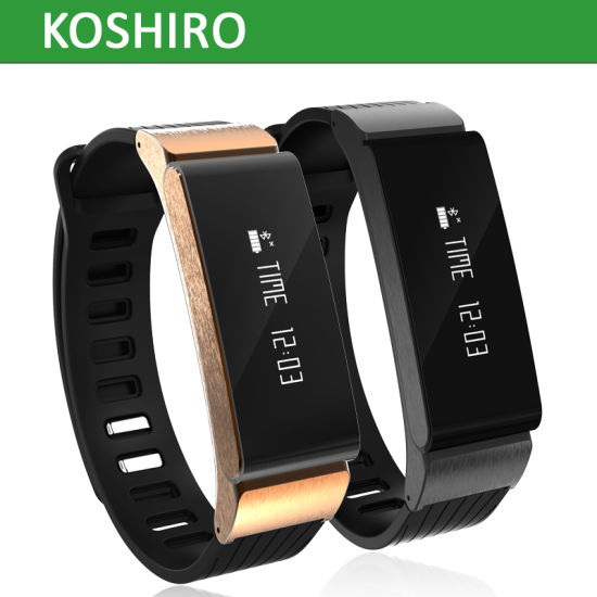 Smart Wearable Bluetooth Watch Bracelet pictures & photos