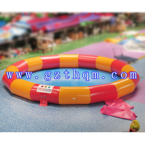Round Inflatable Pool Water Play Equipments/Inflatable Square Swimming Pool for Kids pictures & photos