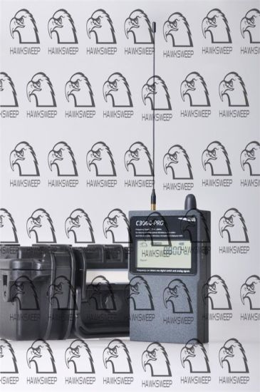 Wireless Spy Signal Detector RF Counter