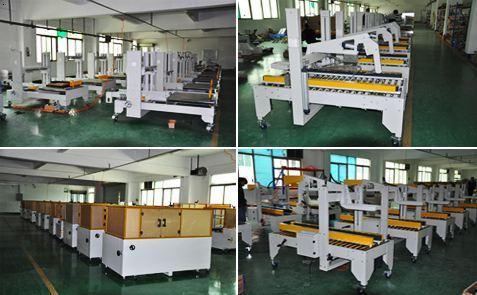 Semi-Automatic Carton Sealing Machine pictures & photos