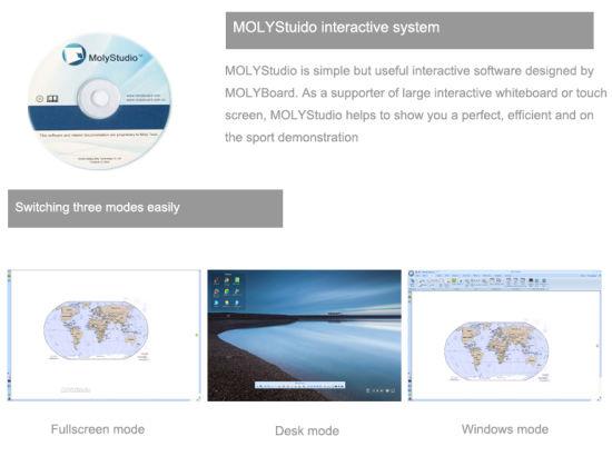 China Hot! Interactive Whiteboards Manufacturer Intelligent