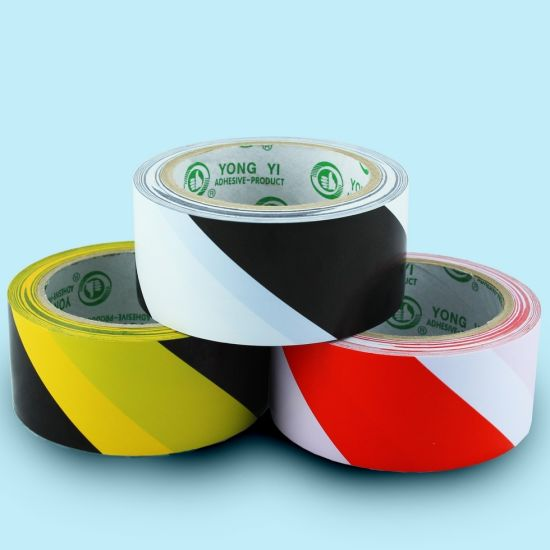 PVC Warning Tapes (150um) pictures & photos