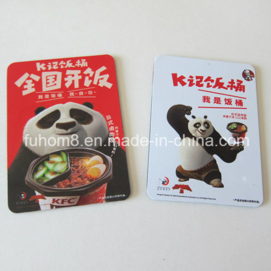 Custom Printed Plastic Refrigerator Fridge Magnet Souvenir pictures & photos