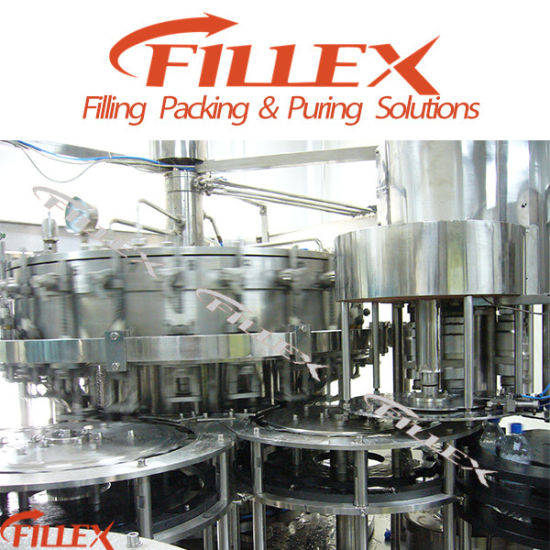 Automatic Carbonated Soft Drink Filling Machinery pictures & photos