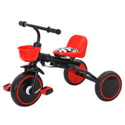 Factory China Baby Kids Tricycle Ride on Toys Three Wheeler Pram pictures & photos