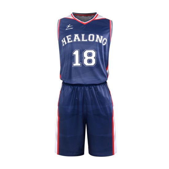 6bc46e563 Mens Sports Basketball Jersey Design Blank Sublimated Custom Basketball  Jersey Set