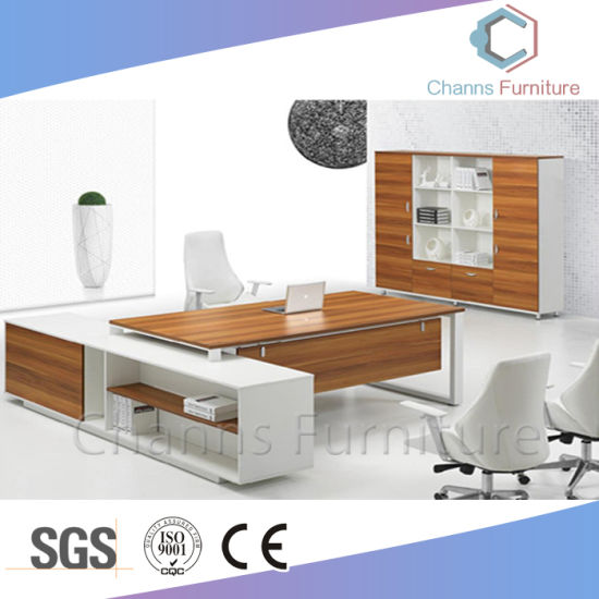 china luxury ceo office desk wooden computer table furniture with