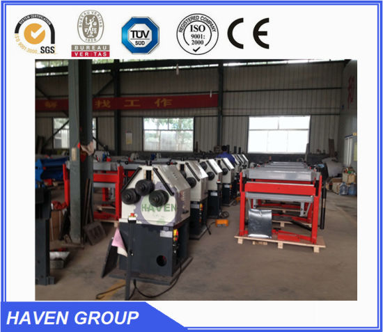 Hydraulic Section Bender Machine with CE standard pictures & photos
