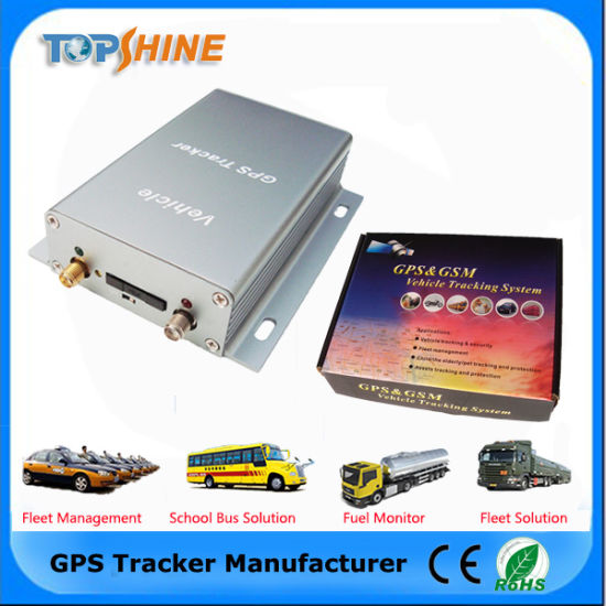 New Arrival Topshine Muiti Functions Vehicle Tracking Device Vt310n 40VDC