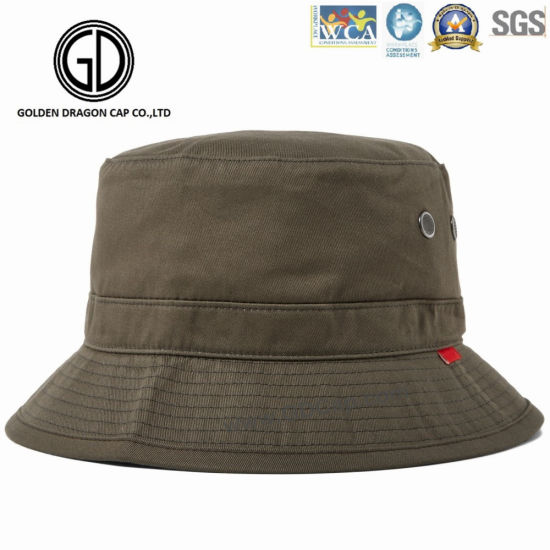 b430e711ab0 High Quality Fashion Custom Cotton Fishing Cap  Bucket Hat pictures   photos