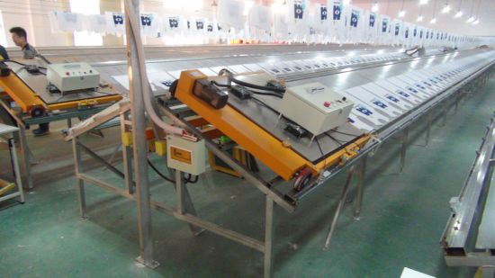Screen Printing Glass Table for Fabric Printing pictures & photos