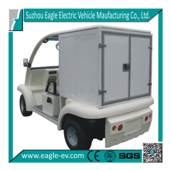 Mobile Food Van for Sale, Electric, Ce, Cheap, for Resort pictures & photos