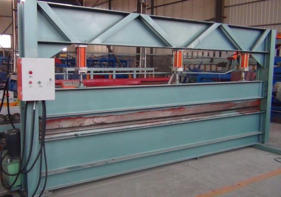 Dx Metal Sheet Bending Machine pictures & photos