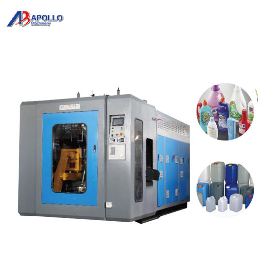 Blow Molding Machine for Making PE Bottles pictures & photos
