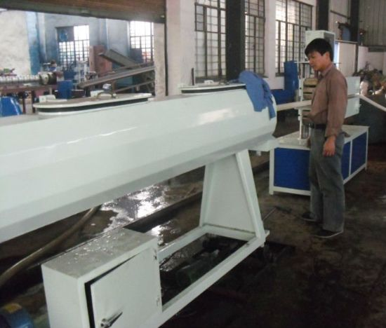 PVC/PE/PPR Pipe Production Line/Pipe Line pictures & photos