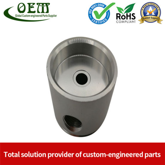 CNC Aluminum Machined Machining Parts