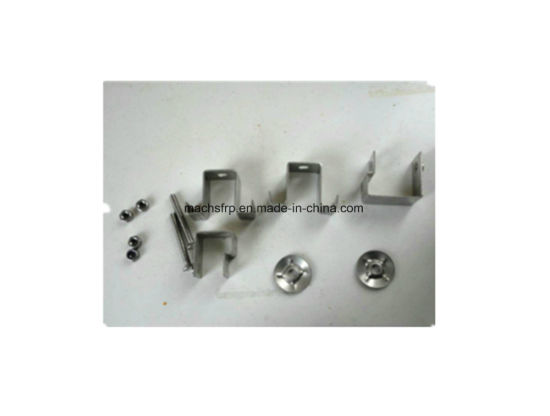China Heavy Duty Mesh Accessories W Clips - China FRP Grating, Clip