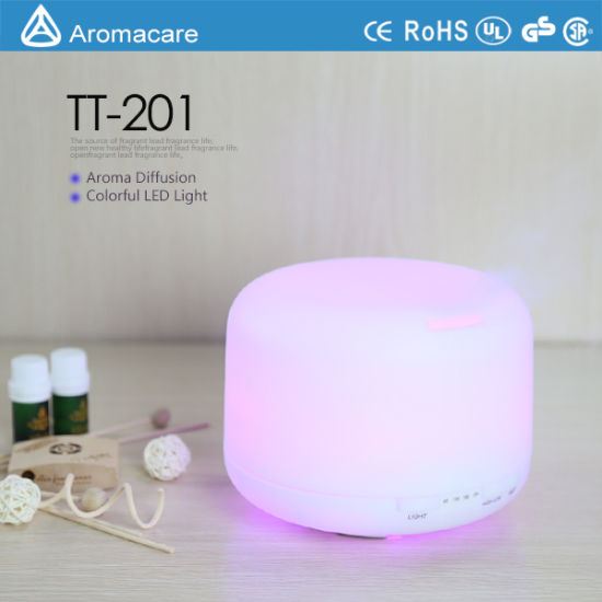 Mist Air Ultrasonic Aroma Diffuser Humidifier (TT-201) pictures & photos